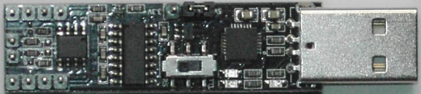 Mini Port FT232RL 3,3 V 5,5 V FTDI USB-TTL Serielle Zwischenstecker Modu